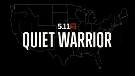 Quiet Warrior- Honoring Those Who Serve