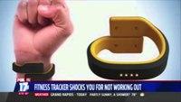 Pavlok wearable fitness tracker