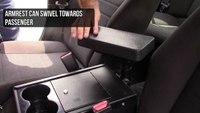 How to install the Gamber-Johnson Break away Armrest
