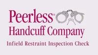 Peerless Handcuff Function Check