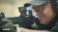 Larry Vickers talks through the features of Aimpoint's CompM5™