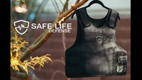 Safe Life Defense Body Armor (Bulletproof vest)