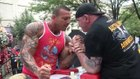 2015 World Police and Fire Games: Wrist Wrestling