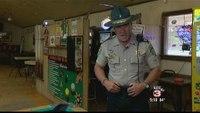 La. Lt. Clay Higgins searching for 'big gray lizard'