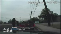 Texas officer fired for shooting at man during traffic stop