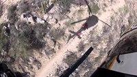 Helmet cam: Ariz. deputies rescue stroke victim from canyon
