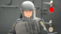 CNN takes on police 'militarization'