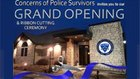 Grand Opening at Concerns of Police Survivors