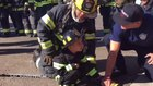 Calif. boy celebrates 5th birthday as firefighter