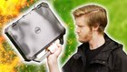 Dell Rugged The Manliest Notebook Ever?
