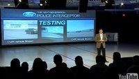 The New Ford Police Interceptor (Reveal Part 1)