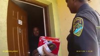 Fla. cops surprise family in need with Christmas tree