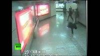 Civilian helps cops, trips suspect during pursuit