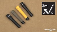Nightstick TAC-400 Series Polymer & Metal Rechargeable Tactical Flashlight