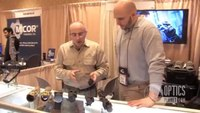 OpticsPlanet Gets The Scoop on Armasight's Newest Night Vision Units at SHOT Show 2012