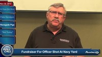 P1 Roll Call: Trending fake guns, Group raises money for wounded cops
