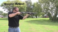 ATI Scorpion Buttpad and Pistol Grip