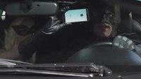 Police capture TASER video of superhero bro in sportscar