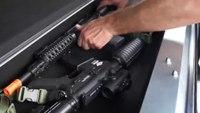 Estes AWS Rapid Access Weapon Locker