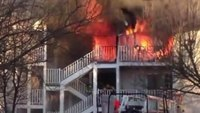 Reality Training: Multi-story fire with limited access