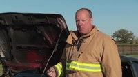 Fire Attack: Auto Engine Compartment Fire
