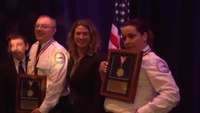 AMR medic honored for dedication to patient care, education