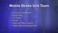 Rush Mobile Stroke Treatment Unit