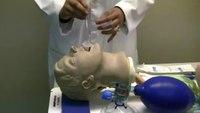 Dual-Air Adjustable Oropharyngeal Airway Instructional Video