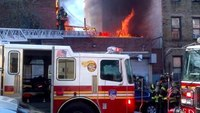 Close Call: Explosion in FDNY Firefighter's Face