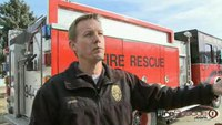 FIREGROUND: Firefighter Bailout Training Prop
