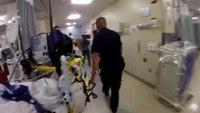 N.Y. medic Christian Jocelyn treats the human, not the patient