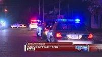 Ky. cop shot during standoff, saved by vest