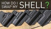 Gun Holster Shells - Free Exchanges
