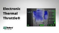 Bullard Electronic Thermal Throttle ETT