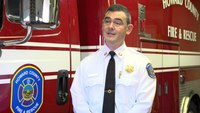 EMS battalion chief talks about his heart attack and rescue