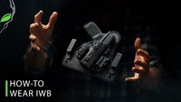 How to Wear and Use the Concealed Carry 4.0 IWB Holster
