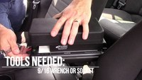 How to install Gamber-Johnson's Brother Printer Armrest