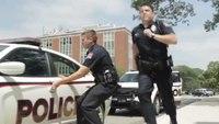 Ohio State University active shooter training