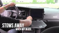 Preview the Close-To-Dash mount for the Dodge Charger