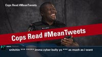 Canadian cops read 'mean tweets'