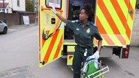 What it's like joining London Ambulance Service