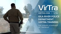 VirTra | Gila River Police Department VirTra Training