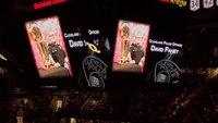 Cavaliers, fans honor fallen officer David Fahey