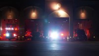 Coral Springs-Parkland Fire Department performs light show