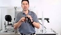 Eye Safety Systems Impact Testing