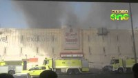 2 firefighters die battling massive supermarket fire