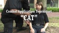 Tourniquet application training for EMS