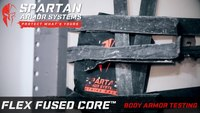 FLEX Fused Core Level IIIA Soft Body Armor - Spartan Armor Systems