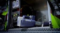 Super Vac HURST® Battery Fan