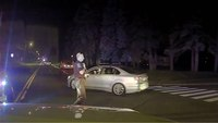 Dash cam captures Conn. UOF incident that sparked probe